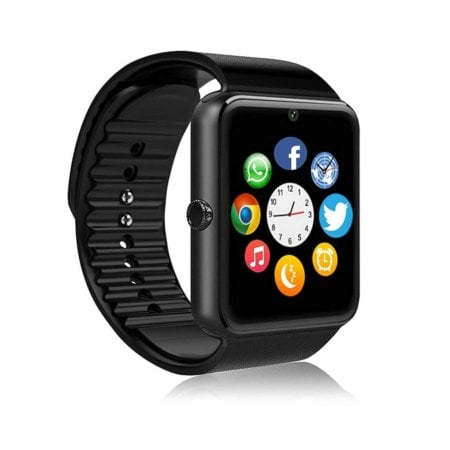 Smartwatch MSRMUS Bluetooth® multifuncional para iOS y Android