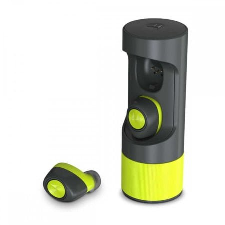 Audífonos Manos Libres Bluetooth Motorola Verve Ones+ Color Verde