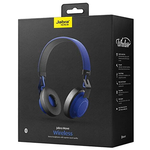 Manos Libres Bluetooth Diadema Jabra Move Azul
